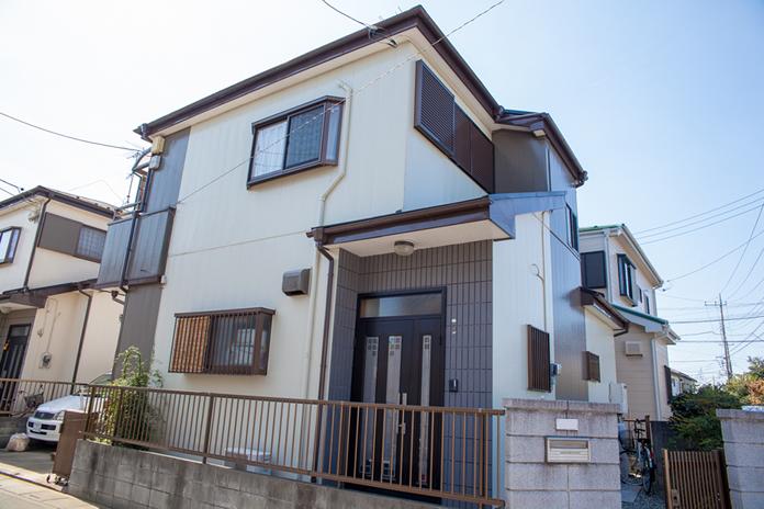 上尾市 I様邸 外壁、屋根塗装工事