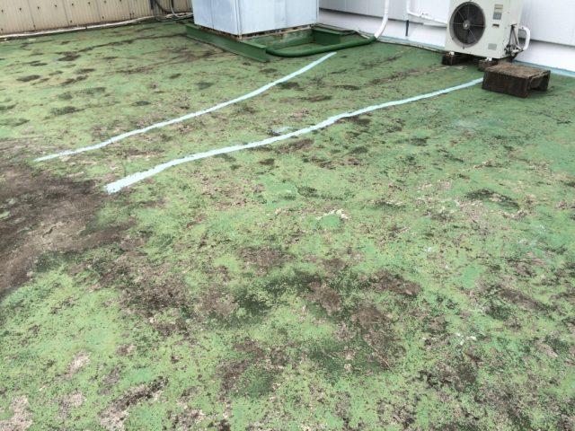 埼玉県北足立郡伊奈町 K様の施工例|雨漏り修理(防水)の工事