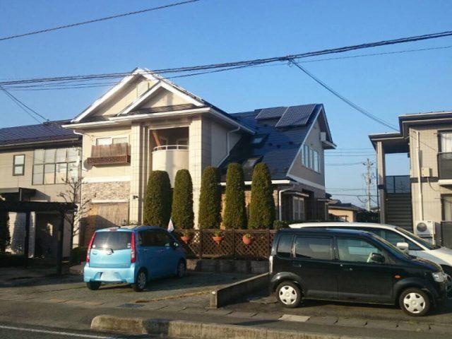 さいたま市岩槻区 Y様邸の施工例 外壁・屋根塗装の工事