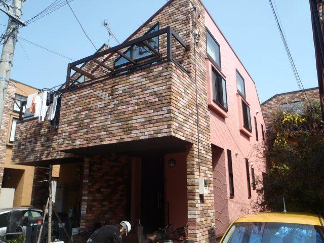 さいたま市浦和区 U様邸の施工例 外壁・屋根塗装の工事