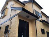 埼玉県越谷市 M様邸 外壁・屋根の塗装工事の施工事例