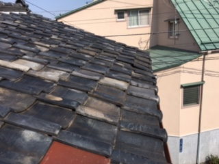 埼玉県白岡市 M様邸|屋根の瓦積み替え・雨どい交換等の工事 施工事例
