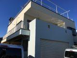 春日部市のI様邸 外壁・屋根・付帯部・屋上防水の塗装工事 施工事例