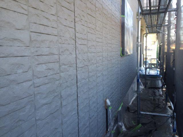 さいたま市岩槻区のO様邸 外壁・付帯部の塗装工事