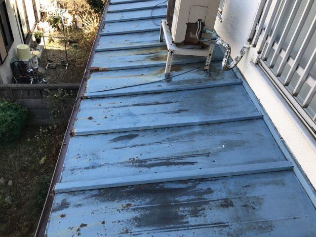 埼玉県春日部市のM様邸|屋根の塗装と霧除けの塗装工事