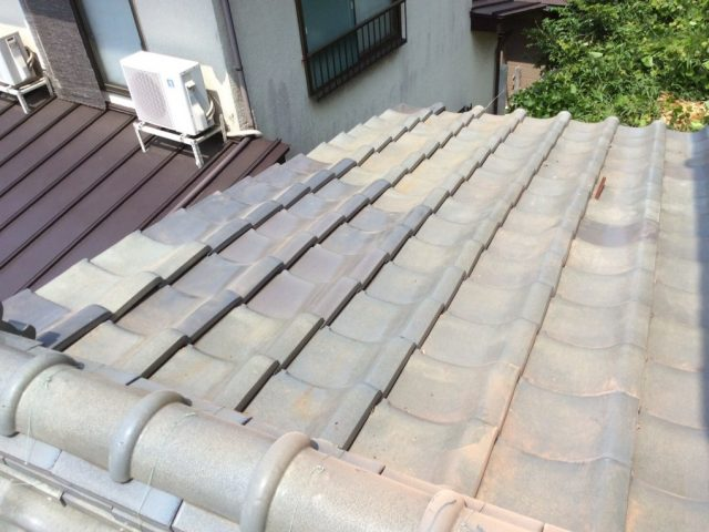 埼玉県春日部市のY様邸 屋根瓦の入れ替え工事