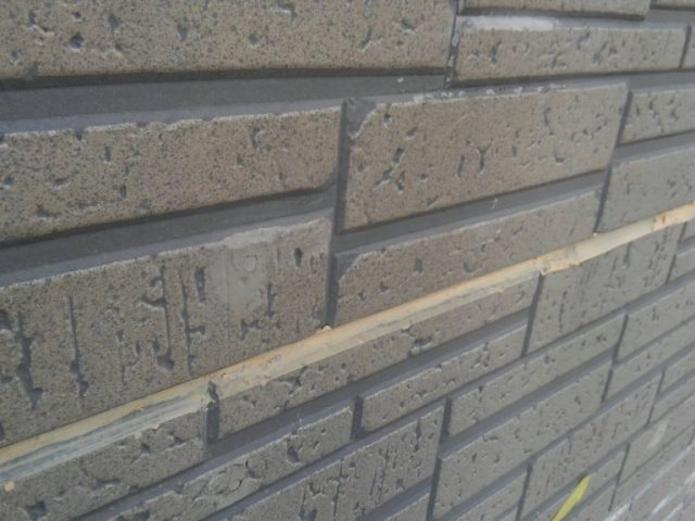 さいたま市北区のK様邸 外壁・コーキングの補修工事