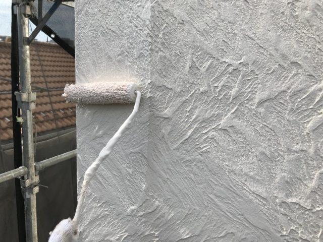 外壁・付帯部の塗装工事 埼玉県さいたま市大宮区のH様邸の外装リフォーム