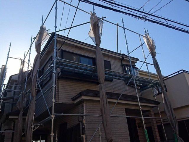 外壁・屋根・付帯部の塗装工事 埼玉県さいたま市北区・M様邸の外装リフォーム