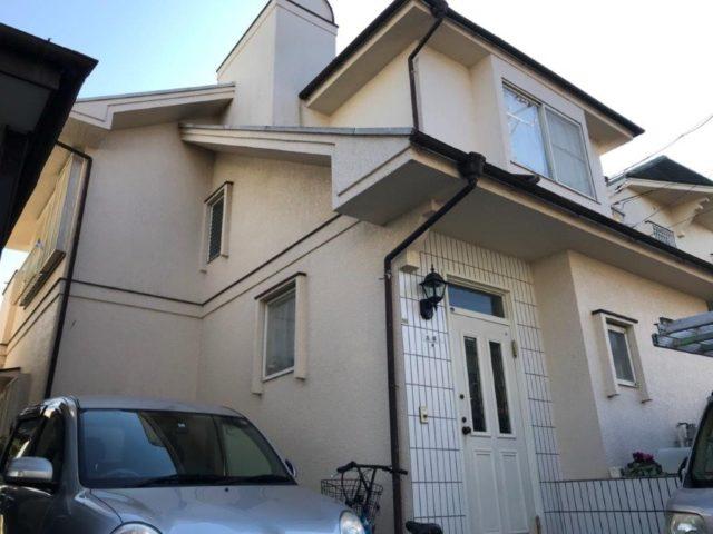外壁・屋根・付帯部の塗装工事 埼玉県さいたま市見沼区のT様邸にて塗り替えリフォーム