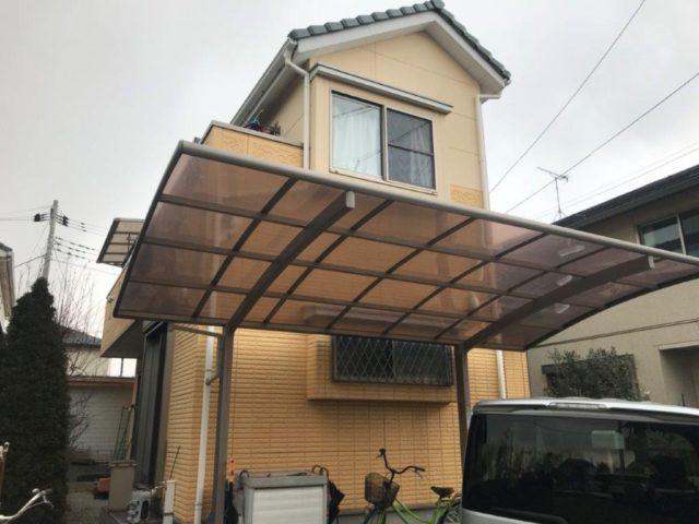 外壁・付帯部の塗装工事|埼玉県上尾市・I様邸の外装リフォーム
