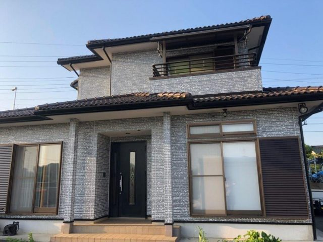 外壁・付帯部の塗装工事|埼玉県白岡市のA様邸にて塗り替えリフォーム