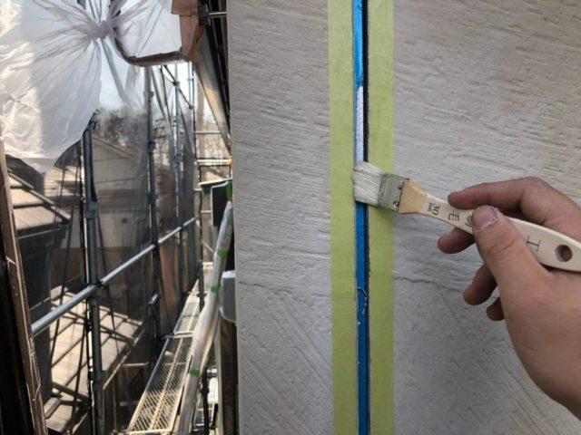 外壁・付帯部の塗装工事 埼玉県北足立郡伊奈町のM様邸にて塗り替えリフォーム
